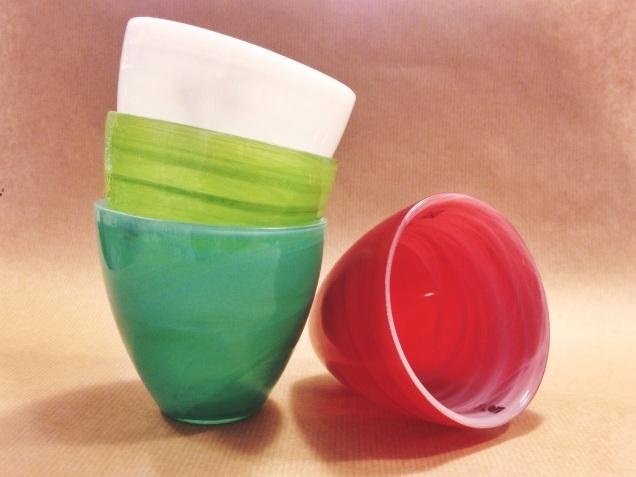 SEA's happy Candy votives/bowls