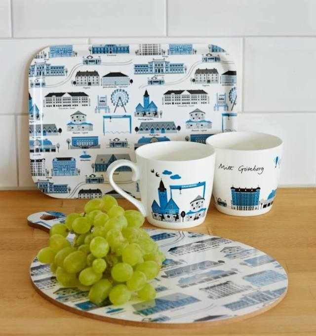 Beautiful Goteborg Tray in stock