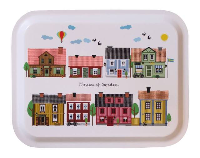 Houses of Sweden Tray