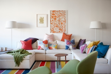 Beautiful bold and happy designs this Autumn