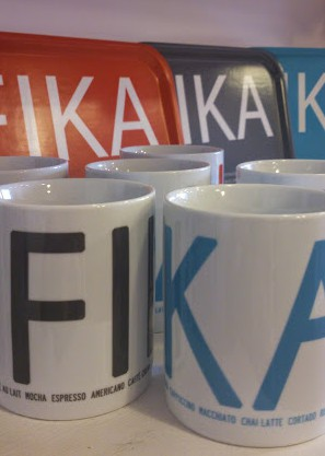 FIKA, my favourite time of the day.