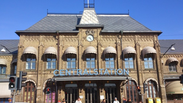 Gothenburg Train Station