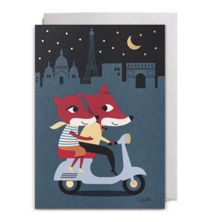 Foxy Love by Ingela P Arrhenius