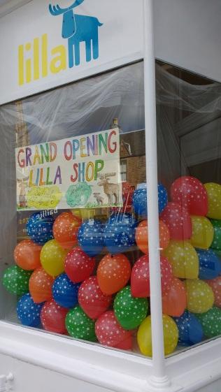 Our second shop Lilla