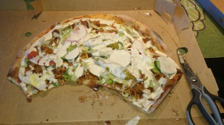 Kebab Pizza (Heaven)