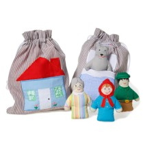 Story bag - Little Red Riding Hood